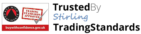 Trusted by South Lanarkshire Trading Standards - Buy with Confidence
